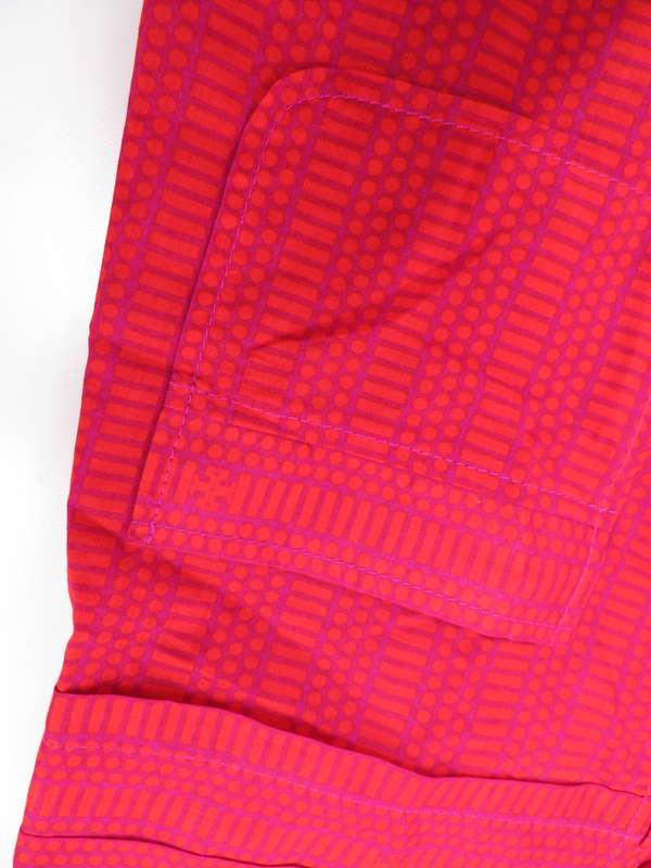 【TORY BURCH】トリーバーチ『コットン100%総柄半袖ワンピース size2』レディース 1週間保証【中古】