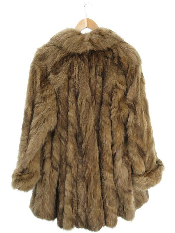 【FENDI】【アウター】フェンディ『毛皮コート size38』レディース 1週間保証【中古】