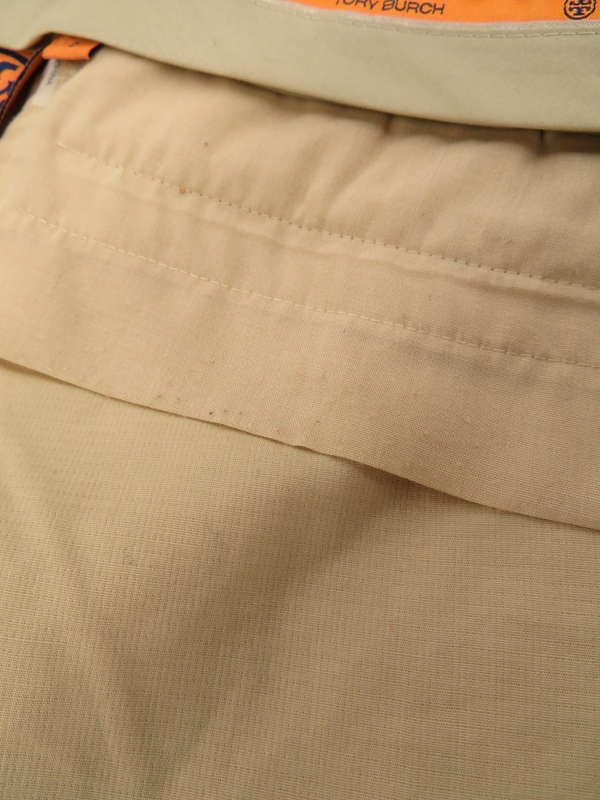 【TORY BURCH】【ボトムス】トリーバーチ『ショートパンツ size2』レディース ズボン 1週間保証【中古】