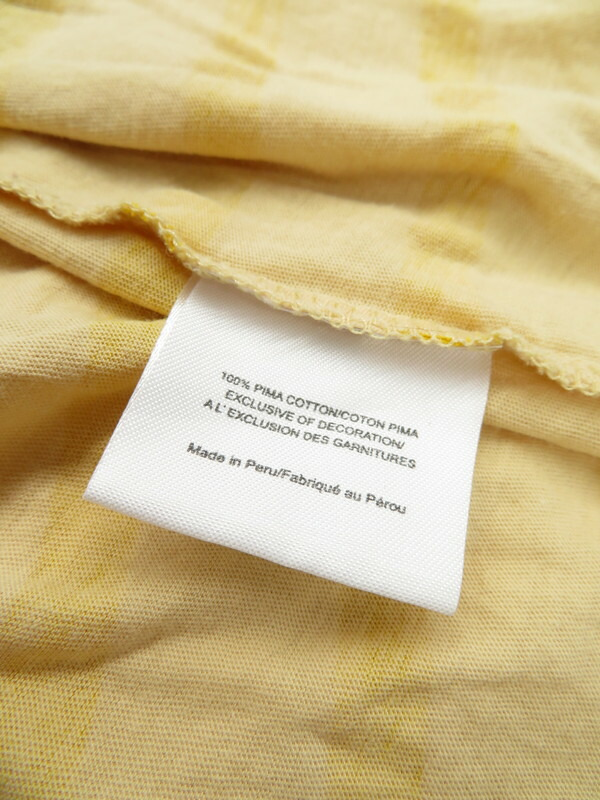 【TORY BURCH】【トップス】トリーバーチ『半袖ボーダーTシャツ sizeXS』レディース カットソー 1週間保証【中古】