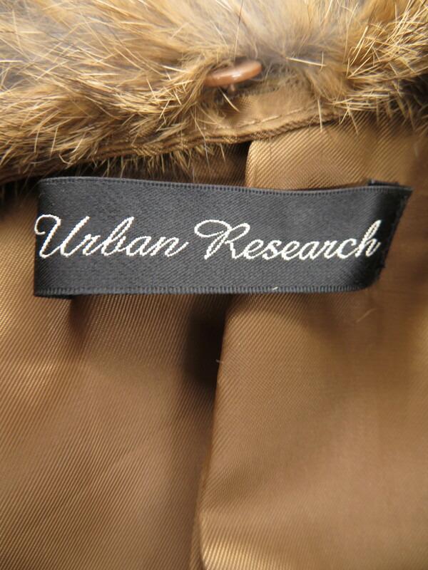 【URBAN RESEARCH】【アウター】アーバンリサーチ『レザージャケット size36』レディース 1週間保証【中古】