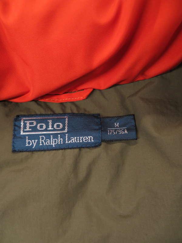 【POLO by RALPH LAUREN】【アウター】ポロバイラルフローレン『ダウンベスト sizeM』メンズ 1週間保証【中古】