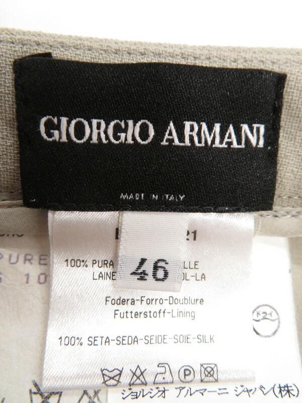 【GIORGIO ARMANI】【ボトムス】ジョルジオアルマーニ『スカート size46』レディース 1週間保証【中古】