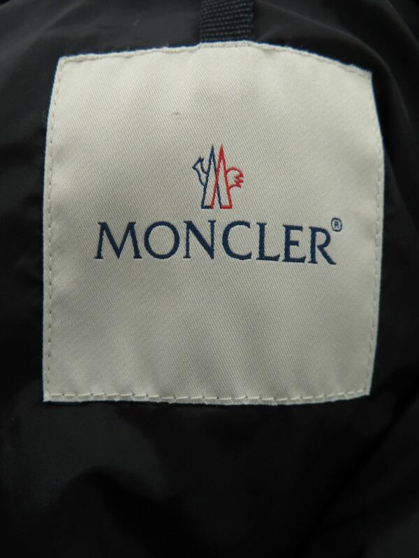 【MONCLER】【アウター】【2015年秋冬】モンクレール『CROZANT ダウンコート size2』レディース 1週間保証【中古】