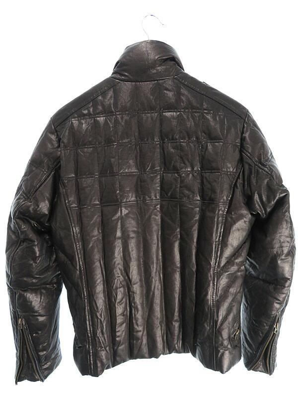 【AVIREX】【アウター】アヴィレックス『レザージャケット sizeM』メンズ 1週間保証【中古】