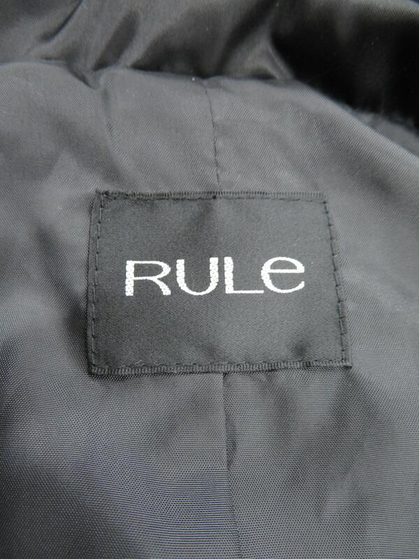 【RULE】【アウター】ルール『キルティングダウンコート sizeM』レディース 1週間保証【中古】