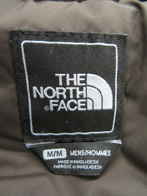 【THE NORTH FACE】ザノースフェイス『ダウンベスト sizeM』メンズ 1週間保証【中古】
