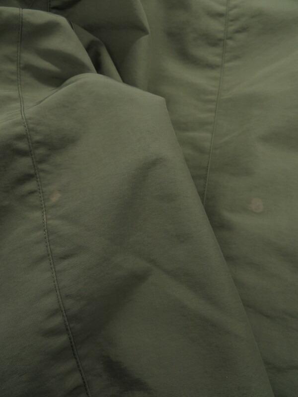 【UNITED ARROWS BLUE LABEL】【thinsulate insulation】ユナイテッドアローズブルーレーベル『ナイロンジャケット sizeM』メンズ 1週間保証【中古】