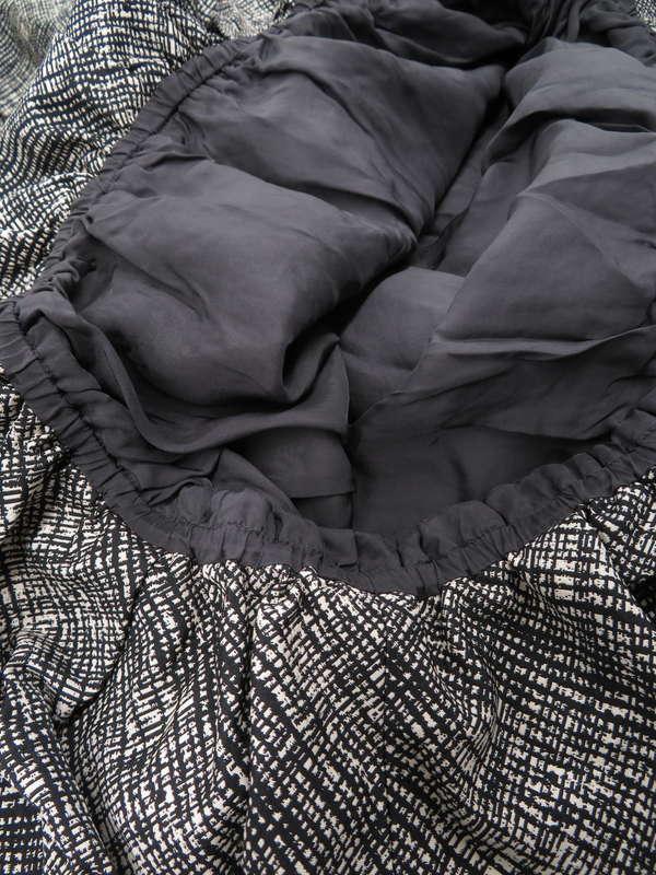 【HIROKO KOSHINO】【ボトムス】ヒロココシノ『バルーンスカート size40』レディース 1週間保証【中古】