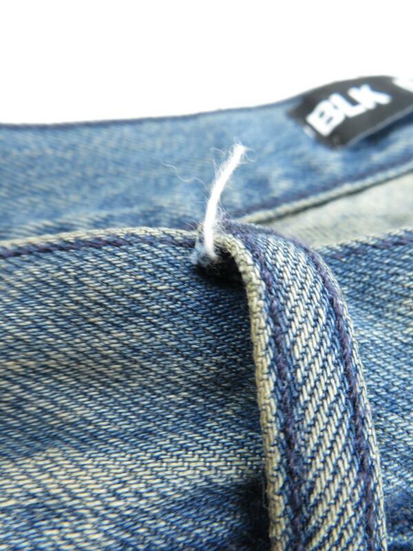 【BLK DNM】【ボトムス】【ジーパン】ブラックデニム『ジーンズ size32』メンズ デニムパンツ 1週間保証【中古】