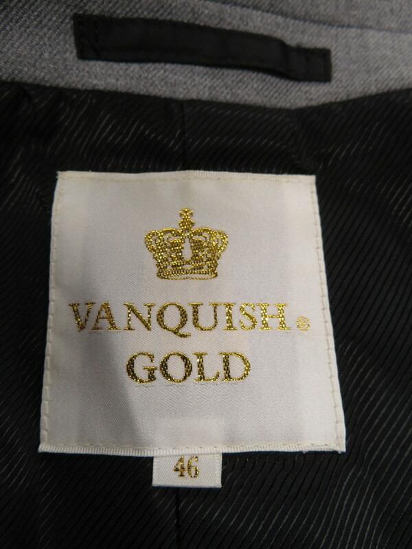 【Vanquish】【アウター】ヴァンキッシュ『ジャケット size46』メンズ 1週間保証【中古】