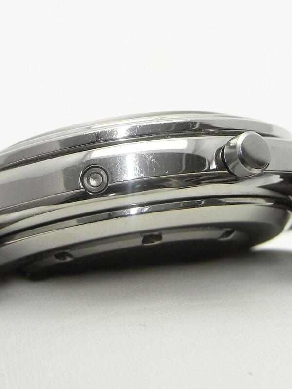 【Shellman】【ミニッツリピーター】【電池交換済】シェルマン『グランドコンプリケーション』6770-H32167 メンズ クォーツ 1週間保証【中古】
