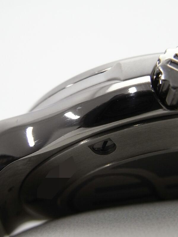 【HUBLOT】【電池交換済】ウブロ『クラシック フュージョン ジルコニウム ベゼルダイヤ』H561.ZE.2010.RW.1104 レディース クォーツ 6ヶ月保証【中古】