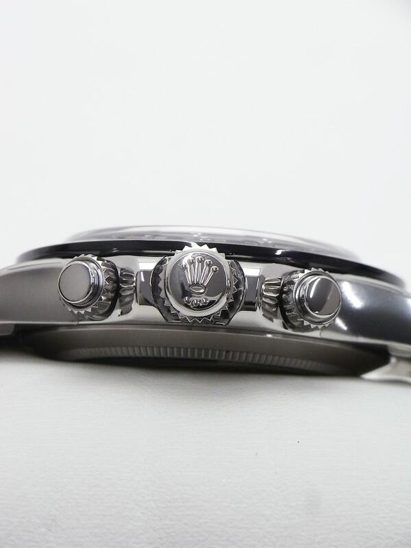 【ROLEX】【'16年購入】【美品】ロレックス『コスモグラフ デイトナ』116500LN ランダム番 メンズ 自動巻き 12ヶ月保証【中古】