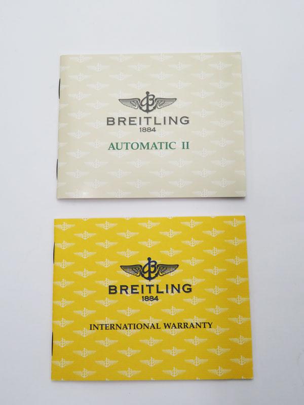 【BREITLING】ブライトリング『コルトオーシャン』A17050 ボーイズ 自動巻き 3ヶ月保証【中古】