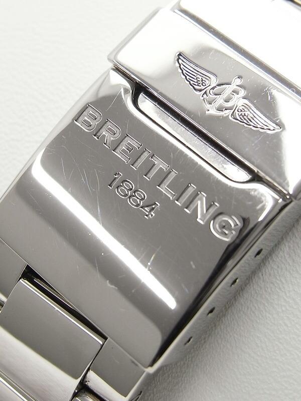 【BREITLING】ブライトリング『アベンジャー2』A13381 メンズ 自動巻き 3ヶ月保証【中古】