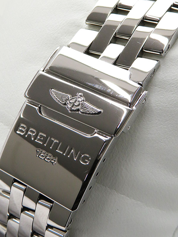 【BREITLING】ブライトリング『クロノマット エボリューション』A13356 メンズ 自動巻き 3ヶ月保証【中古】