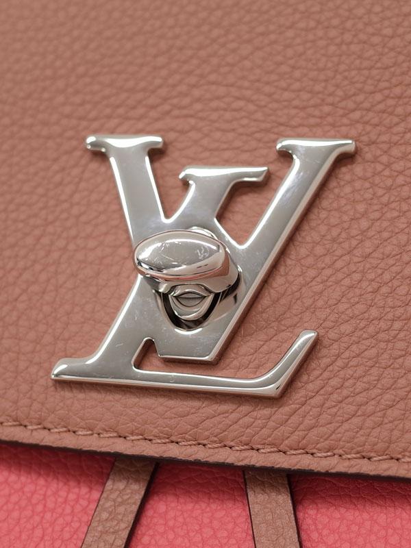 【LOUIS VUITTON】ルイヴィトン『ロックミー バックパック』M42281 レディース 1週間保証【中古】