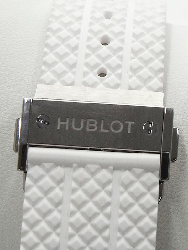 【HUBLOT】【裏スケ】ウブロ『ビッグバン サンモリッツ』301.SE.230.RW メンズ 自動巻き 6ヶ月保証【中古】