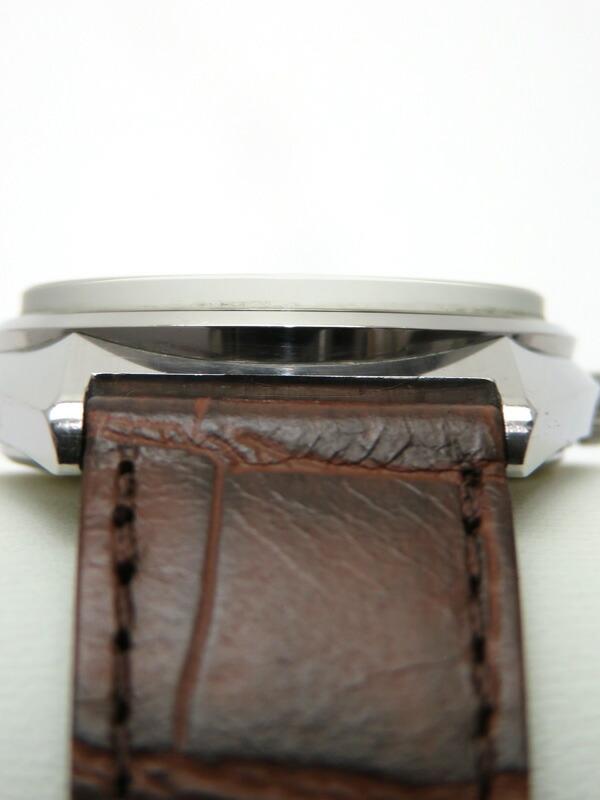 【SEIKO】【OH済】【アンティーク】セイコー『グランドセイコー 56GS ハイビート』5646-7010 メンズ 自動巻き 1ヶ月保証【中古】