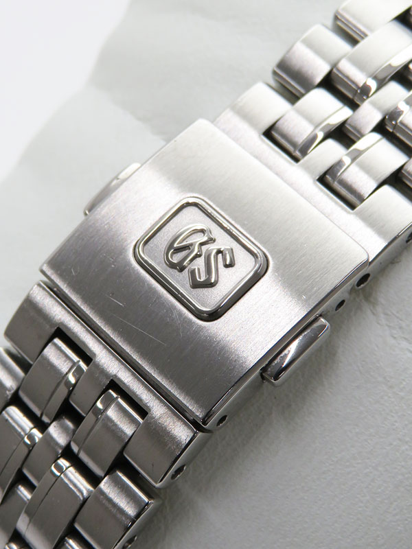 【SEIKO】【電池交換・仕上済】セイコー『グランドセイコー』SBGT015 メンズ クォーツ 1ヶ月保証【中古】