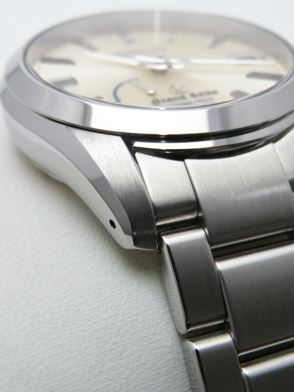 【SEIKO GS】セイコー『グランドセイコー』SBGA083 メンズ スプリングドライブ 3ヶ月保証【中古】