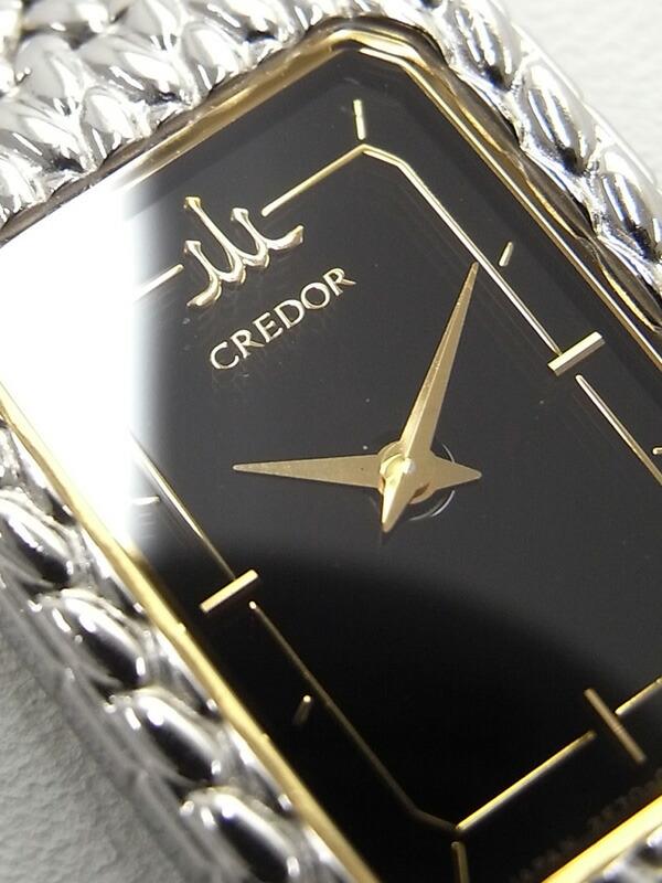 【SEIKO】セイコー『クレドール』2F70-5340 レディース クォーツ 1週間保証【中古】