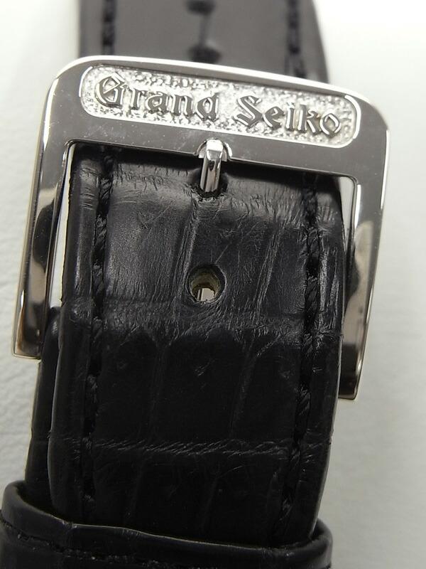 【SEIKO】【30本限定】【裏スケ】【仕上済】セイコー『グランドセイコー 50周年記念モデル』SBGA065 メンズ スプリングドライブ 6ヶ月保証【中古】