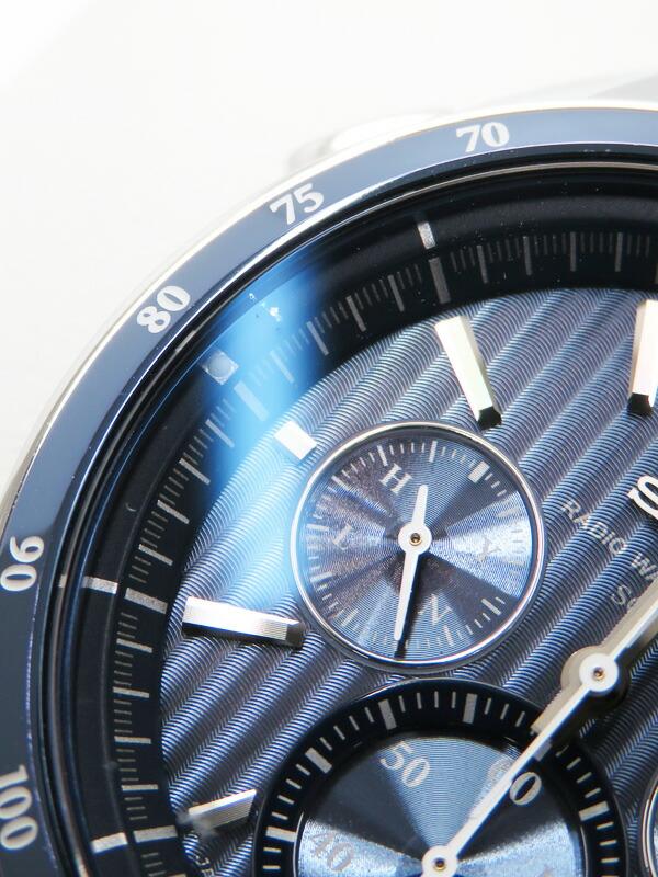 【SEIKO】セイコー『ブライツ クロノグラフ』SAGA151 メンズ ソーラー電波クォーツ 1週間保証【中古】