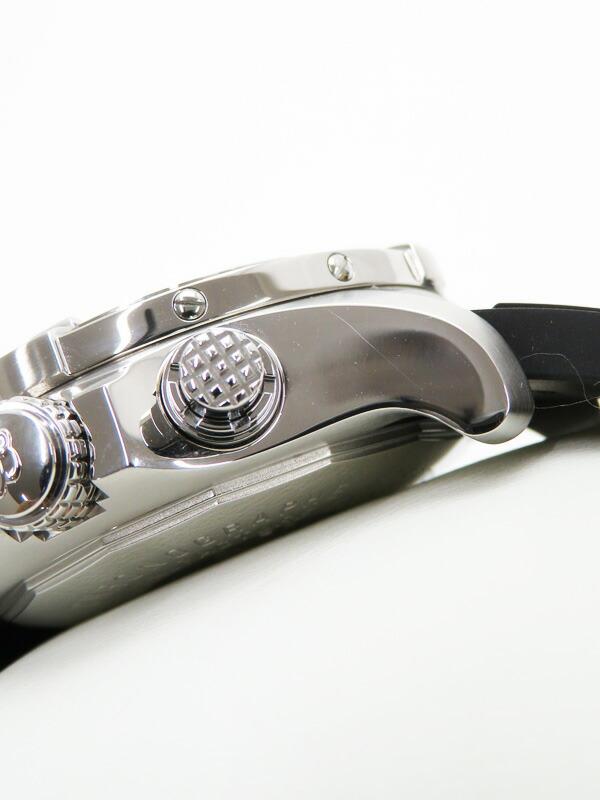 【BREITLING】【世界限定1000本】ブライトリング『アベンジャー コードイエロー』A13380 メンズ 自動巻き 6ヶ月保証【中古】