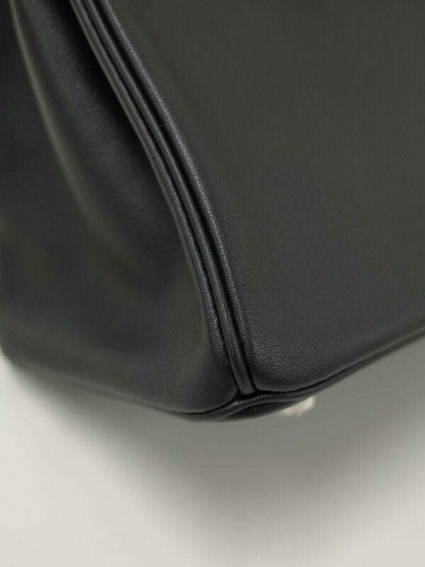 【HERMES】【シルバー金具】エルメス『バーキン25』X刻印 2016年製 レディース ハンドバッグ 1週間保証【中古】