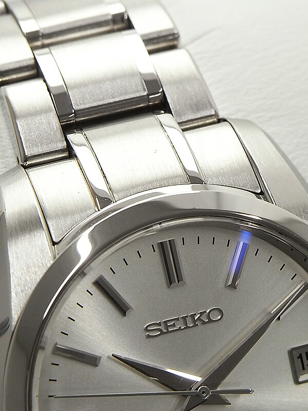 【SEIKO】【OH・仕上済】【美品】セイコー『グランドセイコー』SBGR001 メンズ 自動巻き 3ヶ月保証【中古】