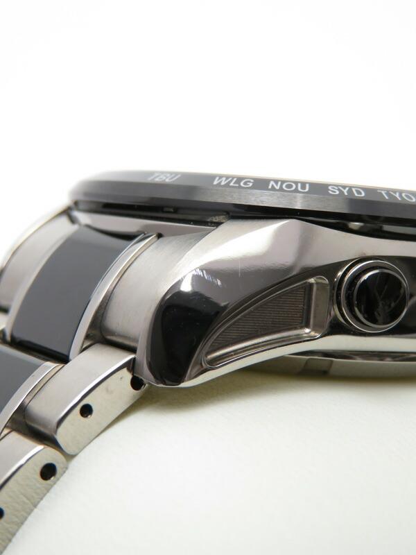 【SEIKO】セイコー『アストロン』SBXA015 メンズ ソーラーGPS 1ヶ月保証【中古】