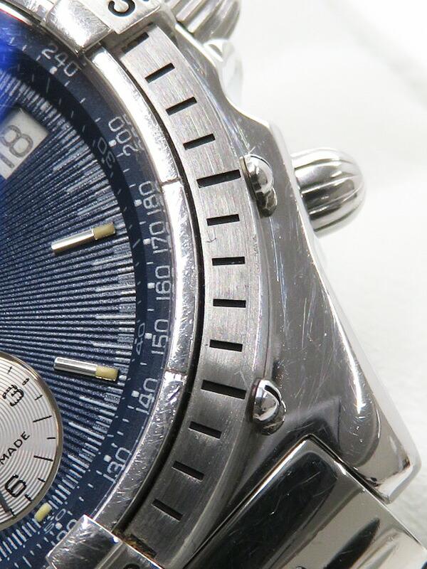 【BREITLING】ブライトリング『クロノマット』A13047 メンズ 自動巻き 3ヶ月保証【中古】