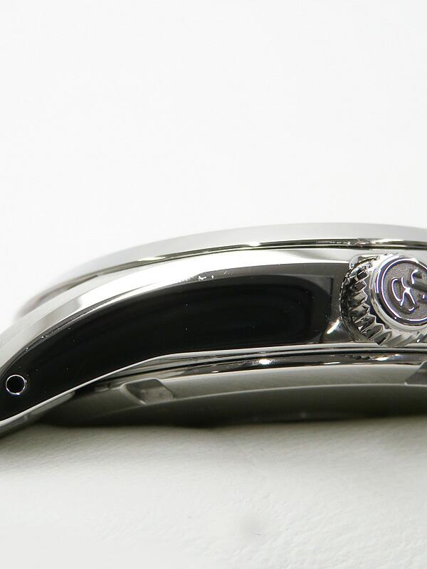 【SEIKO】【GS】【電池交換済】セイコー『グランドセイコー』SBGT035 メンズ クォーツ 3ヶ月保証【中古】