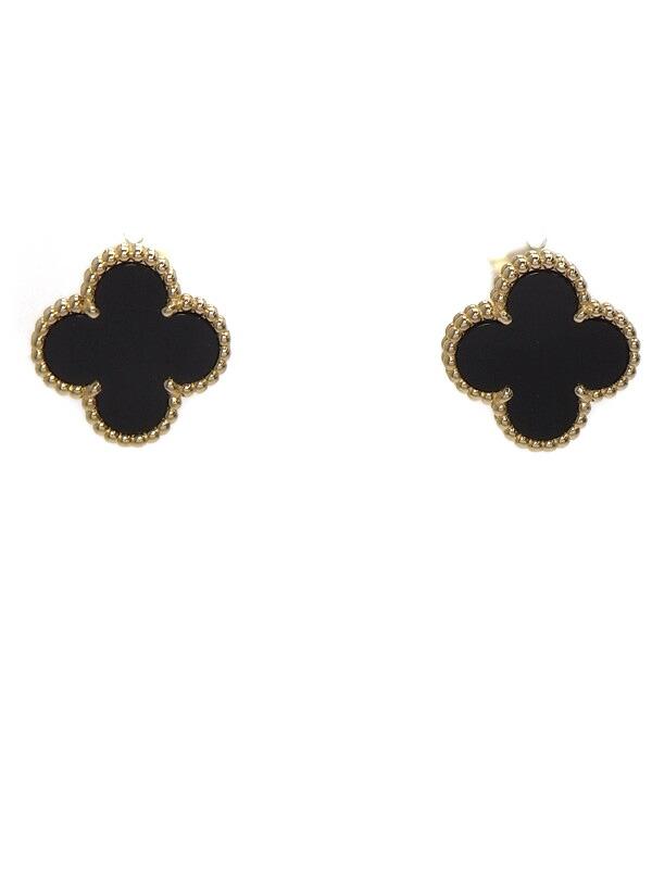 「ヴァンクリーフ&アーペル ヴィンテージアルハンブラ ピアス」の画像検索結果