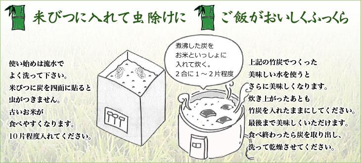 米びつに入れて ご飯もふっくら