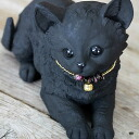 Charcoal real and cute animal figurines ♪ iniquity cat