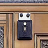鍵の保管庫(キーボックス)-キーブロックIII型(扉用)