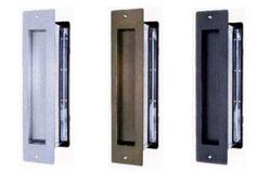 ステンレスポスト口壁貫通内フタ付き横型2000
