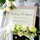Amount of welcome board A3, OA size white blue green pink frame welcome board wedding wedding board