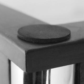 ガラステーブルの保護シール