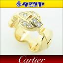 750 Cartier カルティエイマリアダイヤリング K18 YG yellow gold Japan size approximately 11 #51 ring 26240322