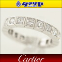 Cartier Cartier Lanier LANIERES Fordia ring B4045200 750 K18 WG white gold Japan size approx. 6 issue # 46 ring 26690902