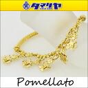 750 Pomellato ポメラートキングブレスレット K18 YG yellow gold bangles 25791020