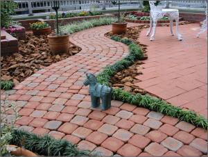 Beranda garden
