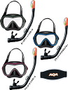 AQA Orca soft & samydorai special silicon two-point set KZ-90001 [unisex] * with the mask band cover * Silicon material