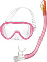 AQA Vega light & samydorai special KZ-9077N * snorkeling 2 piece set for women-friendly
