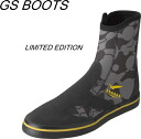 GULL GS boots 3 mens LIMITED EDITION GA-5627 * 3 mm operonjerzy * deck sort * deodorizing and antibacterial materials