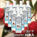 It is ソルティライチ 500mlPET (24 Motoiri) one case from Kitchn of the giraffe world